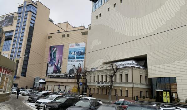 Встроенный в «Галерею Чижова» дом купца Балашова.