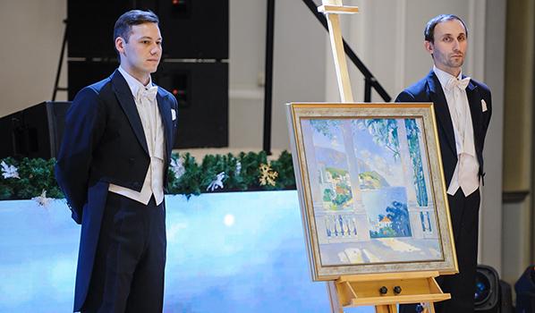 Губернаторский Рождественский благотворительный вечер.