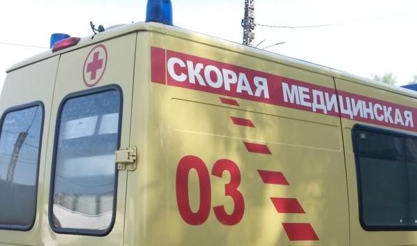 Пострадавшую девочку доставили в больницу.