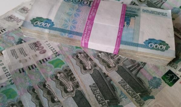 У мужчины похитили крупную сумму денег.