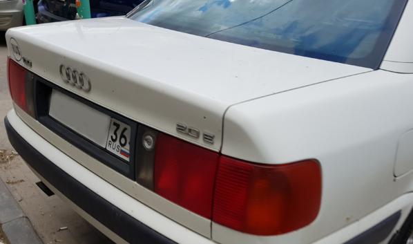 «Ауди-100».