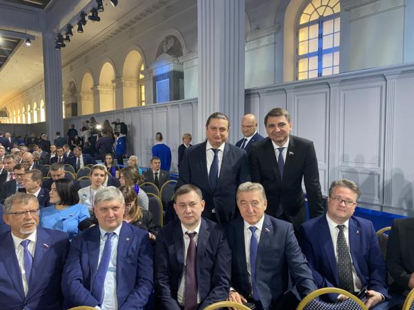 Воронежская делегация.