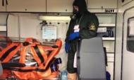 Если выявят заболевшего опасным вирусом пассажира, то его госпитализируют.
