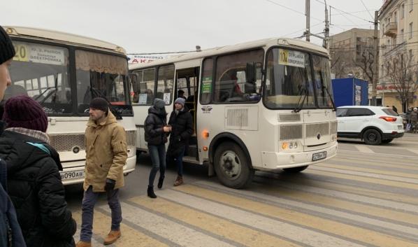 По улицам Воронежа курсируют неудобные «ПАЗики».