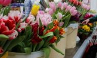 Цветочный магазин не смог работать с ограничениями водоснабжения.