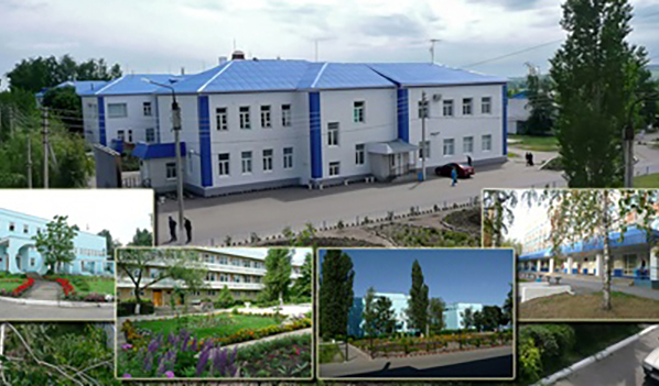 Россошанская районная больница.