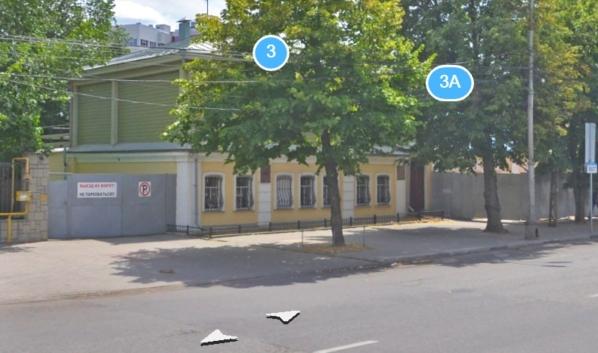Дом, где родился Иван Бунин.