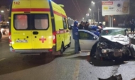 Авария унесла жизни четырех человек.