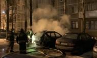 Пожар случился в Советском районе.