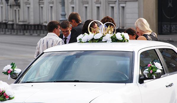 Свадьба в Воронеже.