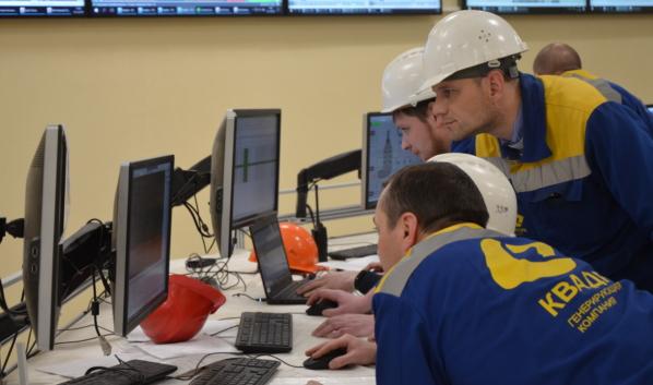 ПГУ-223 МВт испытали в работе.