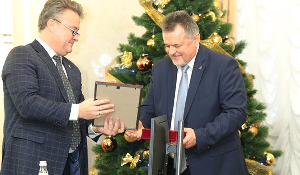Вадим Кстенин и Сергей Хомук.