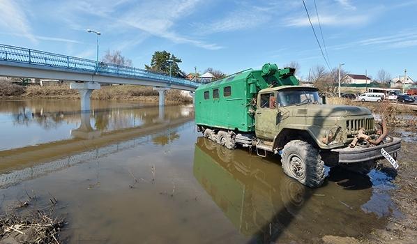 После Паводка в Калачеевском районе.