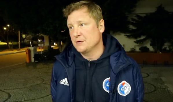 Владимир Бесчастных.