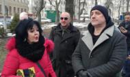 Захар Прилепин в Воронеже.