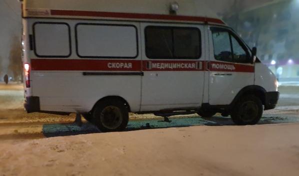 Пострадавшего пассажира доставили в больницу.