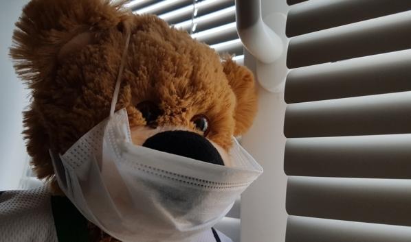 Спрос на медицинские маски.