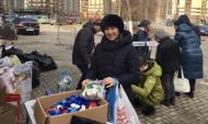 «ЭКО суббота» состоялась в городском квартале «Троицкий».
