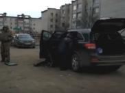 Кадры СК с места ЧП.