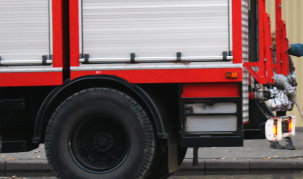 Огонь потушили спасатели.