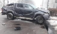Toyota Hilux.