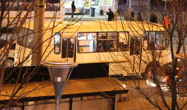 Не все автобусы продолжат ходить по городу во время режима самоизоляции.