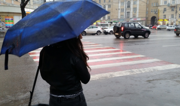 В Воронеже пройдут дожди.