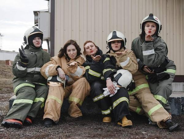 Работа девушкам в пожарной части работа феодосия для девушки