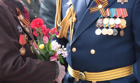 Мероприятия ко Дню Победы.
