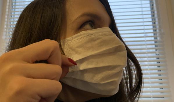 Медицинская маска — не препятствие для распознавание лица.