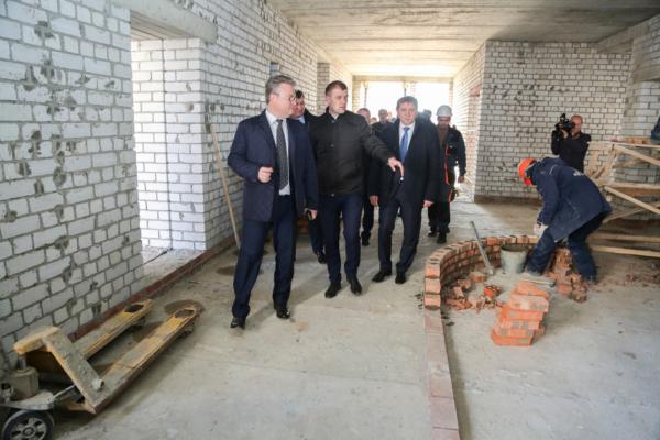 Детсад в Шилово.