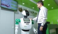 Роботы могут помочь бороться с коронавирусом.
