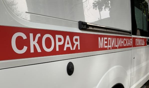 В аварии пострадали пять человек.