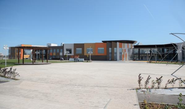 Образовательный центр в Боброве, который получит 6 млн рублей.