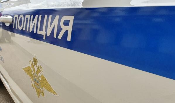Полицейские нашли и задержали грабителя.