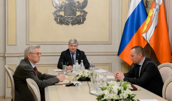 Совещание провел Александр Гусев.