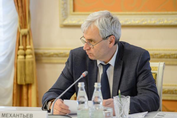 Игорь Механтьев.