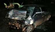 В аварии погибли пять человек.