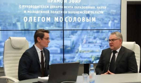 Олег Мосолов рассказал, почему они не планируют завершать учебный год досрочно.