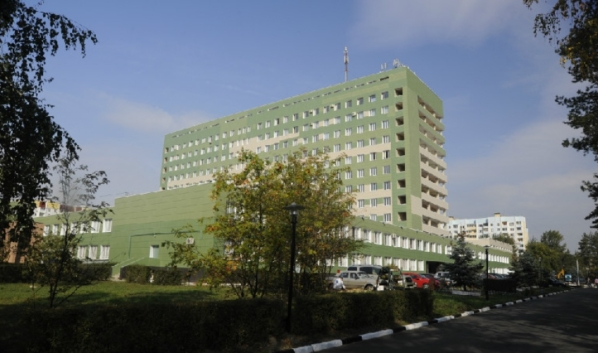 Больница «Электроника».