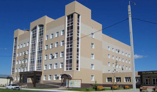 Бутурлиновская районная больница.