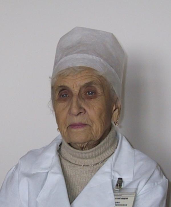Нина Боброва.