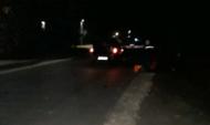 Водитель сбил двух человек.
