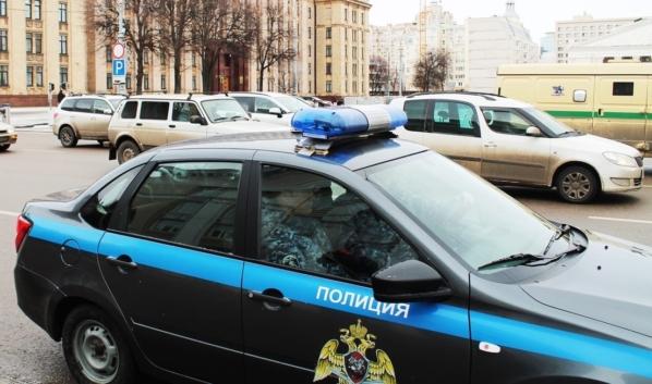 Сотрудники Росгвардии задержали подозреваемого.