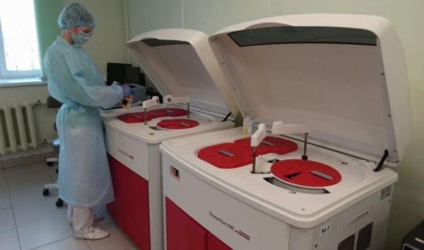 Для лечения пациентов с COVID-19 перепрофилировали второй корпус больницы.