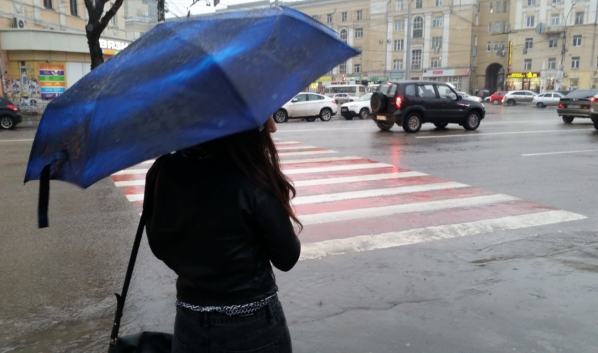 Ожидаются дожди.