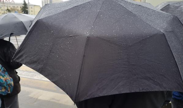 В Воронеже пройдет дождь.