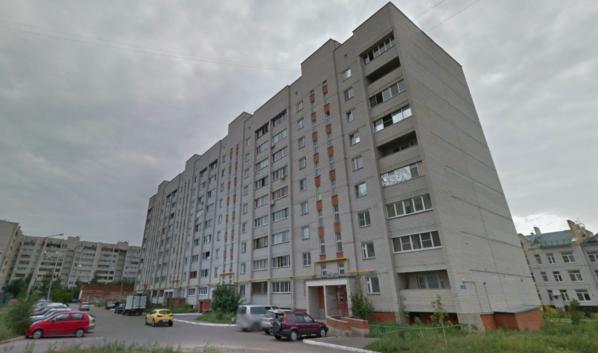Дом на Урывского, 11.