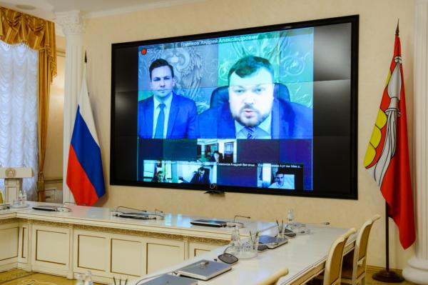 Андрей Еренков рассказал о набережной.