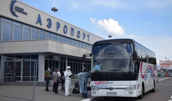 Куда отправились на самоизоляцию пассажиры борта «Ереван — Воронеж».